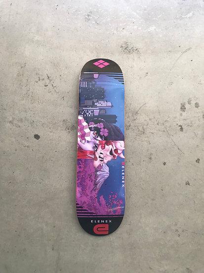 Momo graphic deck