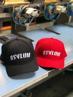 asylum hats