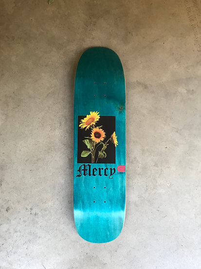 Mercy Sunflower shaped deck