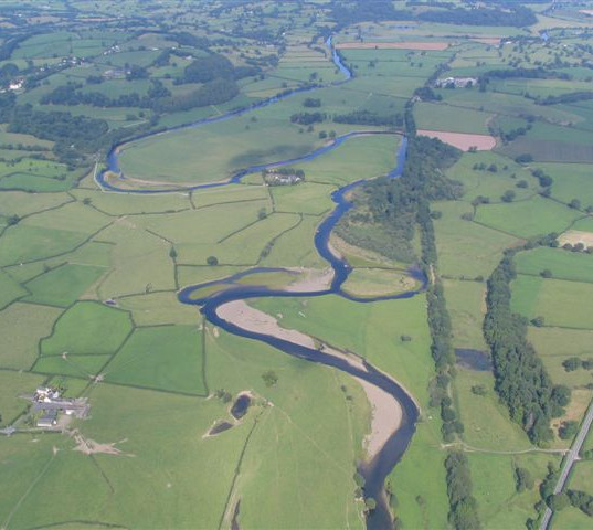 Aerial Pictures - Ro Fawr and Pentre Dav