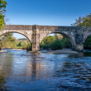 Nantgaredig Bridge