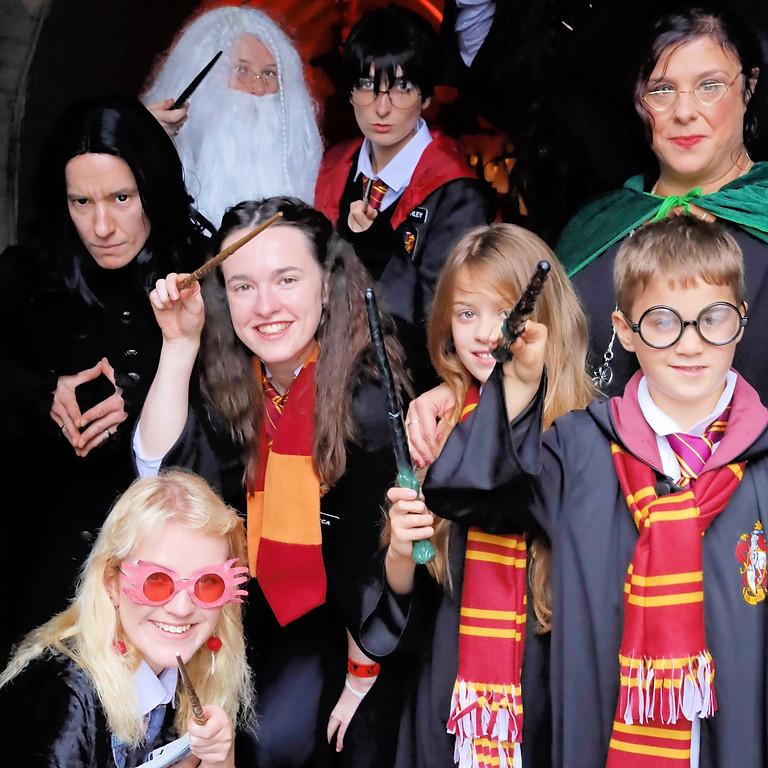 THE HELLFIRE SCHOOL OF WITCHCRAFT