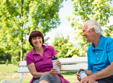 Keeping Seniors Safe in the Summer Heat