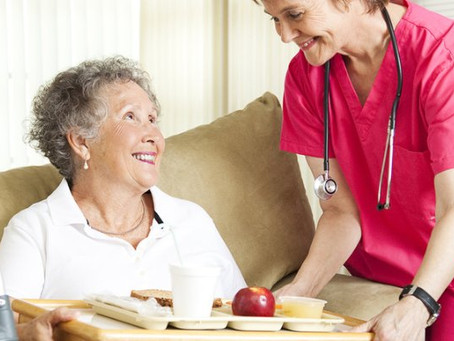 Live-In Home Care: How best to manage food appropriations – Part 1