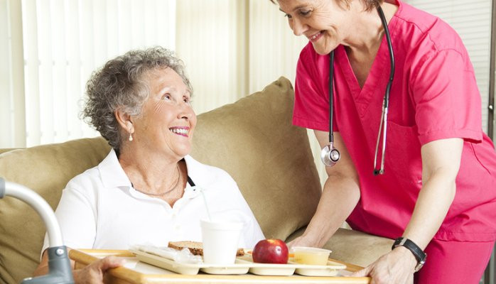 Live-In Home Care: How best to manage food appropriations