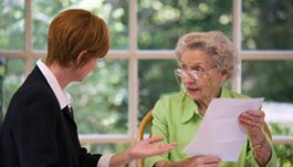 Live-In Home Care: Acceptance of Care