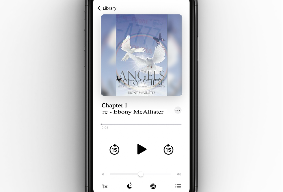 ANGELS EVERYWHERE: Understanding Synchronicities and Their Meanings (Audio Book)