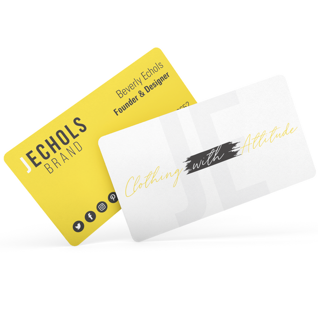 mockup-of-two-business-cards-with-rounde