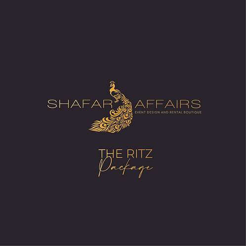 The Ritz Package (Deposit)