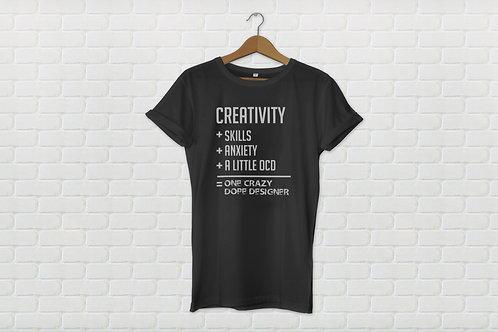 CREATIVITY MATH (BLACK)