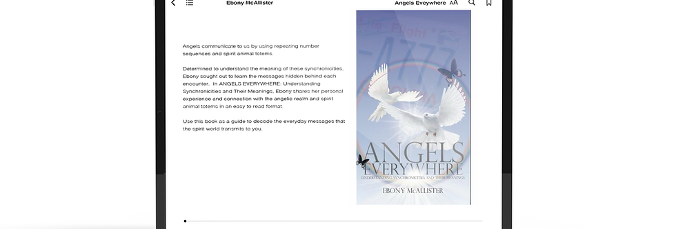ANGELS EVERYWHERE: Understanding Synchronicities and Their Meanings (EBOOK)