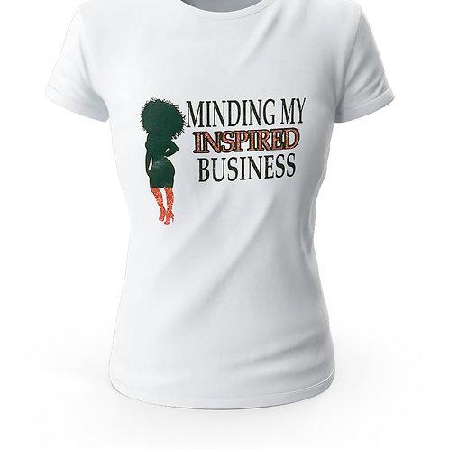 Minding My...