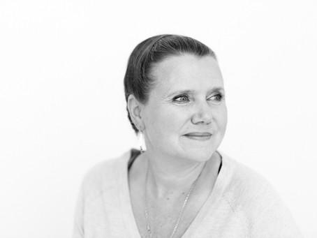 Nina Uski, perheenäiti,  mainostoimistoyrittäjä, AD