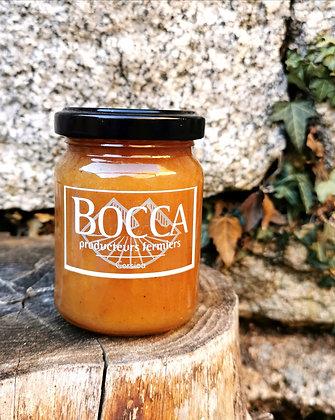 Confiture de chataigne miel fenouil sauvage