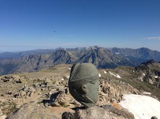 Sommet du Monte Renoso (2352 m)