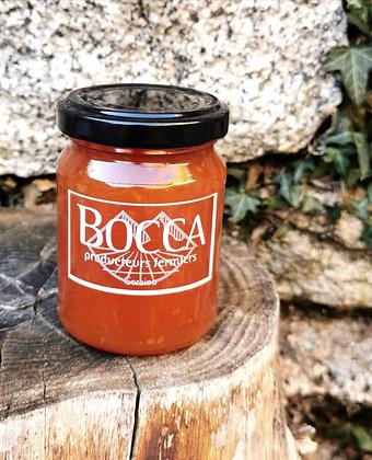 Confiture d'abricot - miel & amande