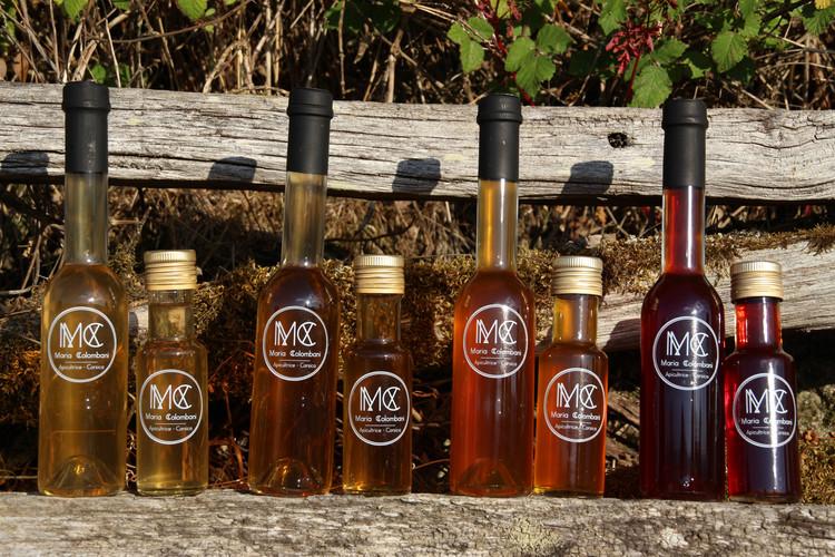 Notre gamme de vinaigre de miel