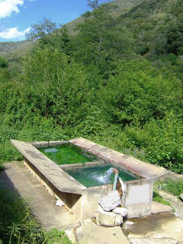 Source thermale des Bains-de-Guitera