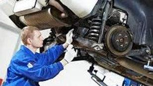 Замена (ремонт) ходовой и рулевой систем автомобиля