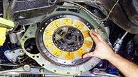 Замена и ремонт сцепления авто