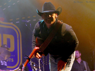 Interview with Aaron Watson at The Long Road