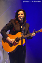 Brandy Clark showcases new music to a respectful London crowd!