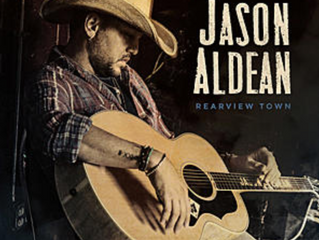 Jason Aldean releases eighth studio album, Rearview Town!