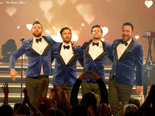 The Overtones Dazzle the Manchester Crowd!