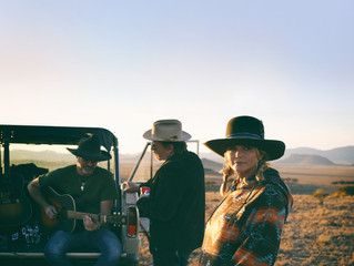 Interview: Miranda Lambert, Jon Randall and Jack Ingram - The Marfa Tapes!