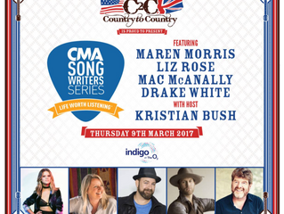 Who are your CMA Songwriters?