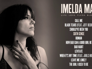 Life. Love. Flesh. Blood – Imelda May's most personal collection of songs