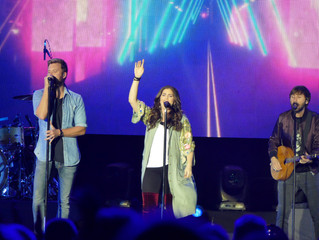 Lady Antebellum rock the Manchester Arena!