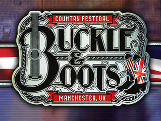 Buckle and Boots is back with an incredible international line up!