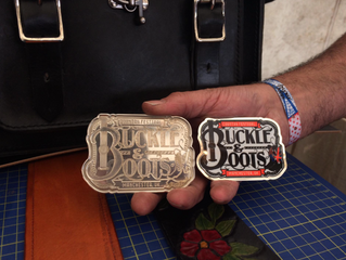 Buckle and Boots... What a weekend!