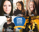 All three Love Junkies set to play at CMA Songwriters Series in London!