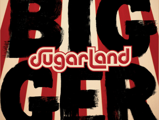 Hit Country duo Sugarland are back with new album Bigger!