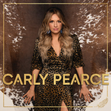 Carly Pearce drops sophomore album on Valentine's Day!