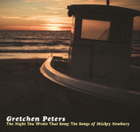 Gretchen Peters talks about her new album and tells us how she's been keeping busy in Lockdown!