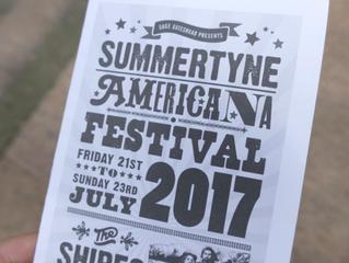 Legend's Children: Day 1 at SummerTyne Americana Festival!