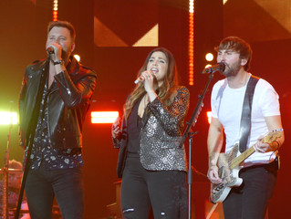Lady Antebellum truly owned the night as they headlined day 2!
