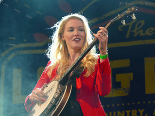 Ashley Campbell talks to us about The Lonely One and planning her second album!