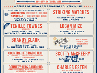 Your guide to Country Music Week!