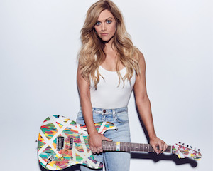 Lindsay Ell's The Project to get UK Physical Release on 9th March, ahead of performances at C2C