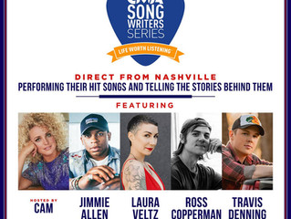 Who are the 2019 CMA Songwriters?