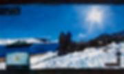 Street View, Isola Half Moon. olio su ta