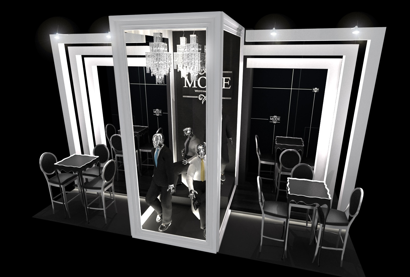 MODE BOOTH