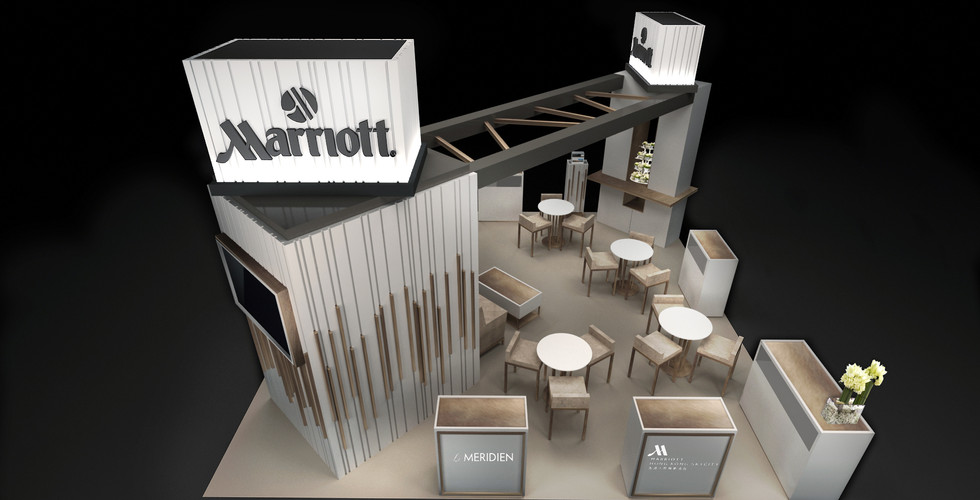 JW MARRIOTT BOOTH