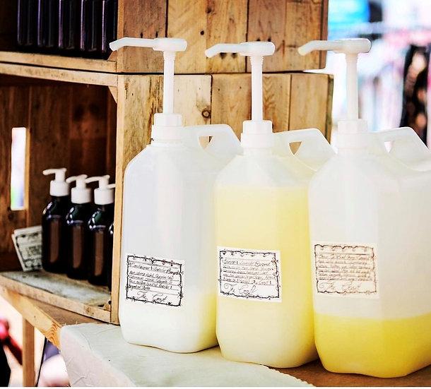Refillable Bergamot & Lavender Conditioner 200ml