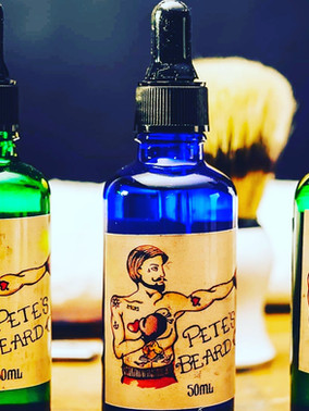 Petes Beard Oil
