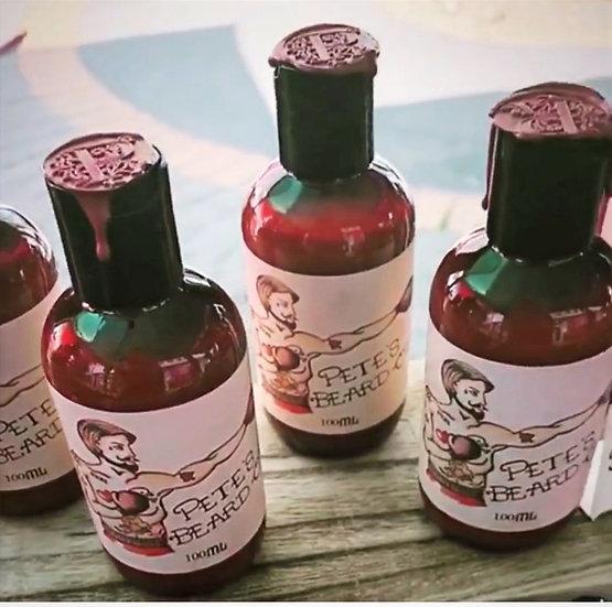 Pete's Beard & Hair 2in1 Shampoo & Conditioner Bergamot & Black Pepper